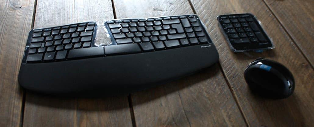 microsoft scupt tastatur test